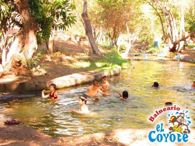 Arroyo Natural