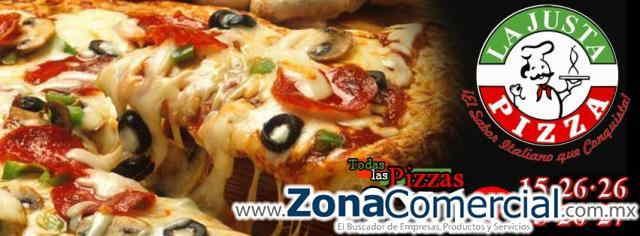 LA JUSTA PIZZA