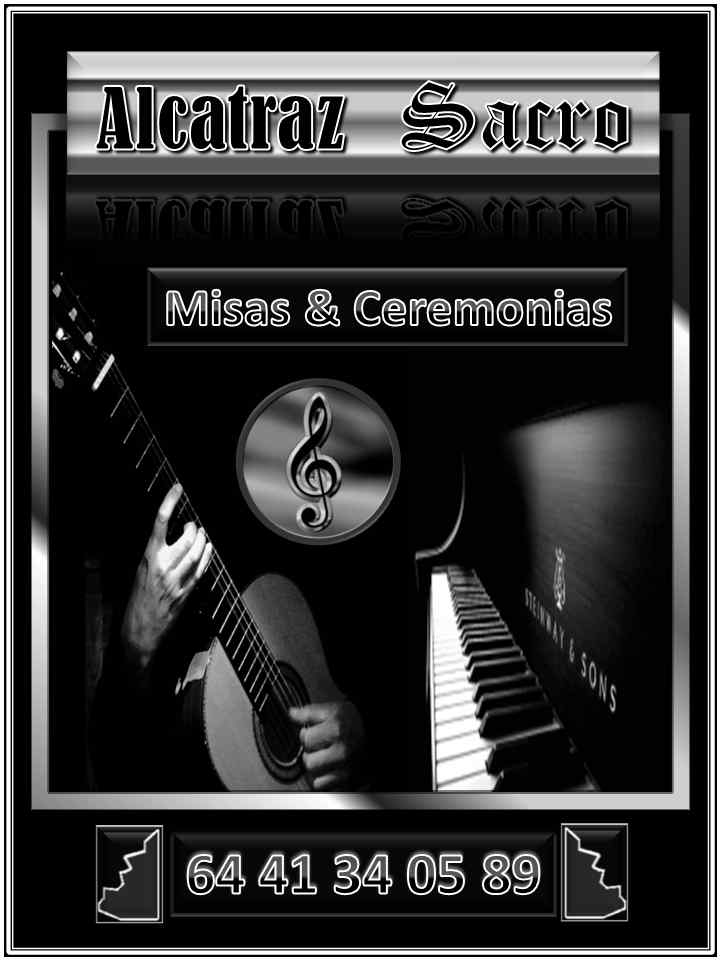 Cantamos tu Ceremonia Religiosa...calidad musical y vocal a tu alcance...Llámanos!!!