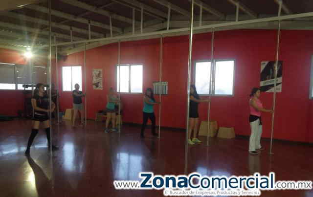 Pole Dance en X-Treme Baja Fitness