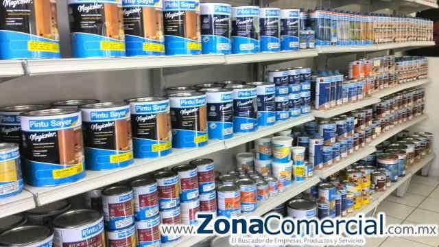 Nuestros Productos PINTURAS SAYER RECUBRIMIENTOS Y SERVICIOS RG