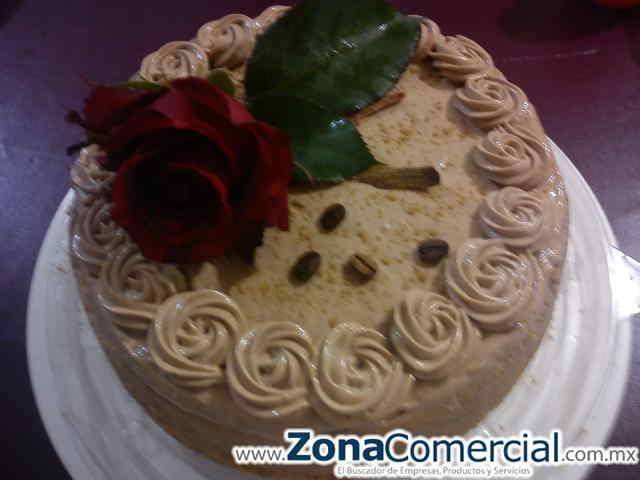 Cheese cake de moka