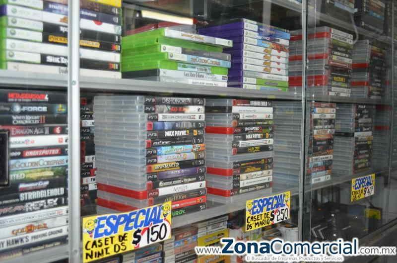 Casa de Empeño NUEVO LEON...Compra al mejor precio. Video Juegos