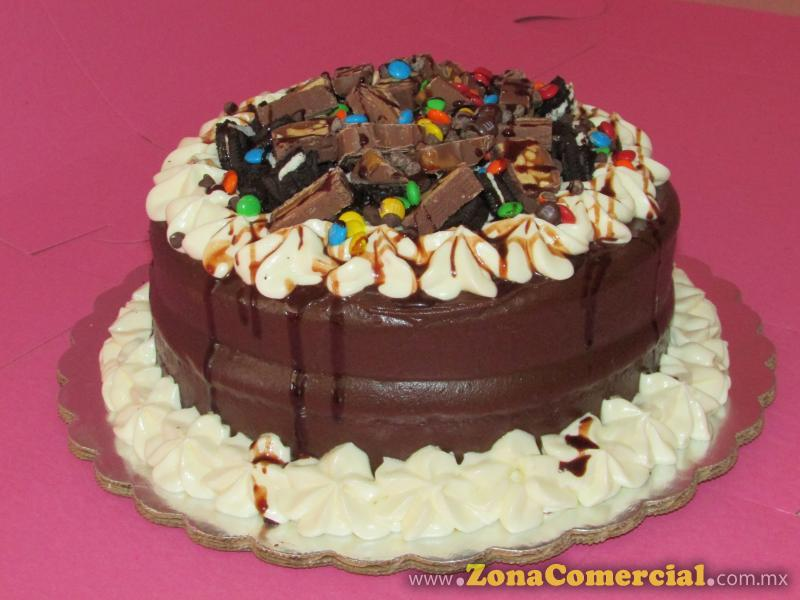 Pastel de 4 Chocolates