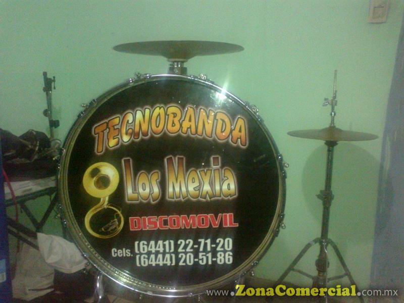 Tecno Banda Los Mexia