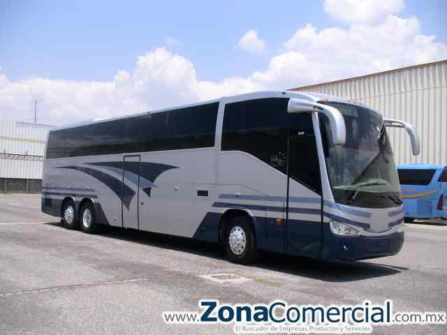 Servicio de Renta de Autobuses.