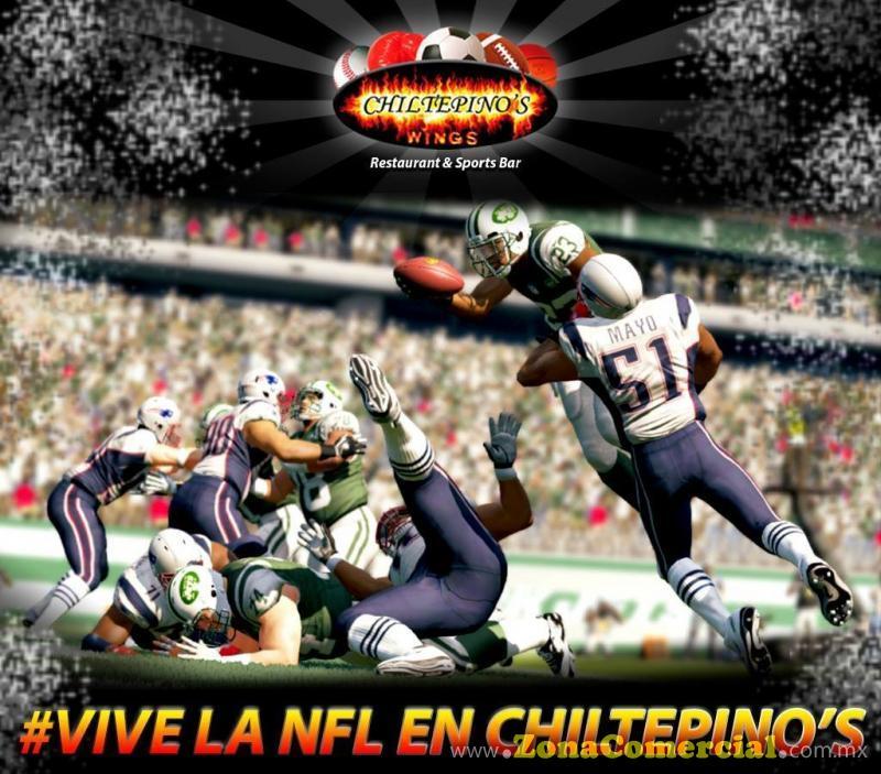 Chiltepinos Miguel Alemán