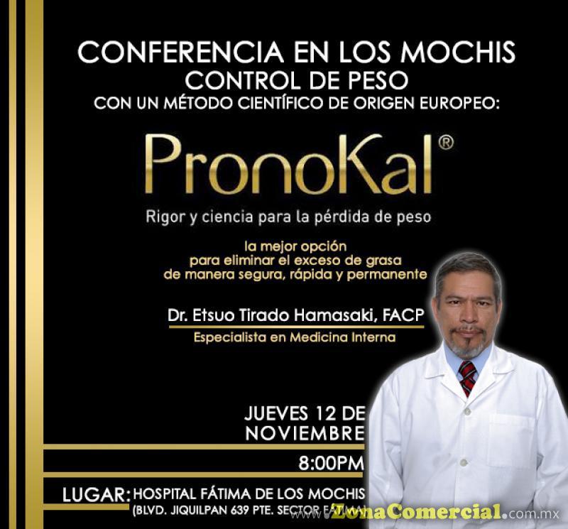 CONFERENCIA DR. ETSUO TIRADO HAMASAKI EN LOS MOCHIS