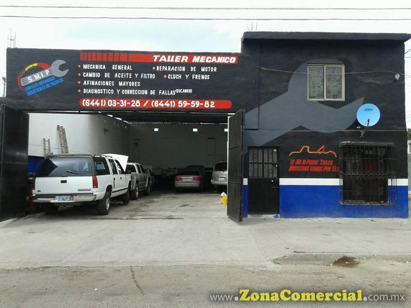 Servicios Mecanico Industriales del Pacifico