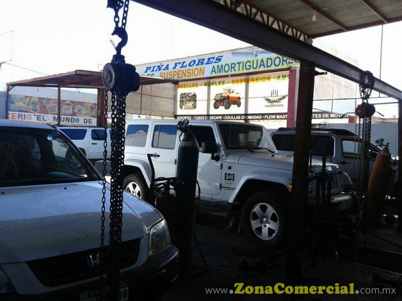 Amplias instalaciones en Piña Flores