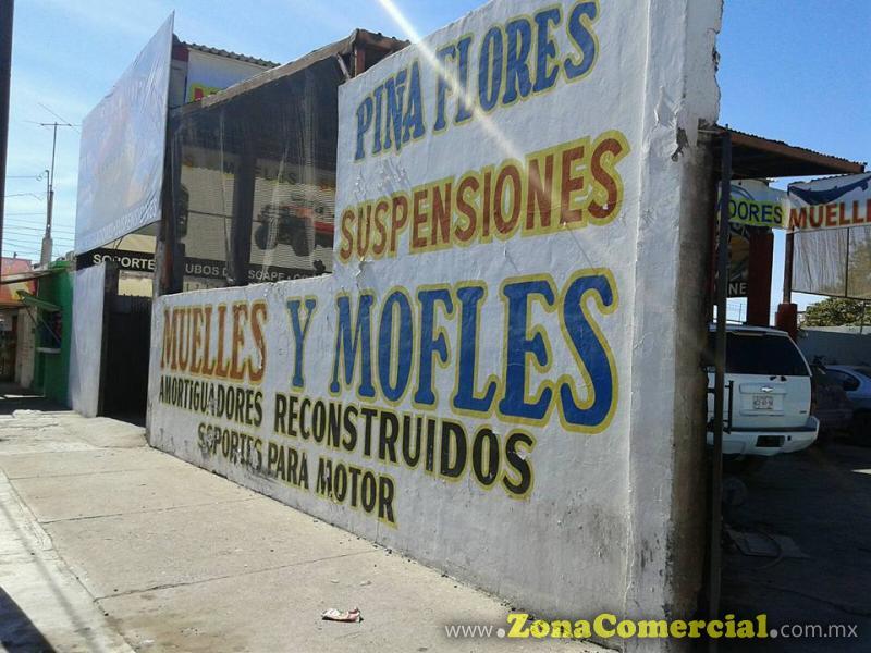 Muelles y Mofles Piña Flores