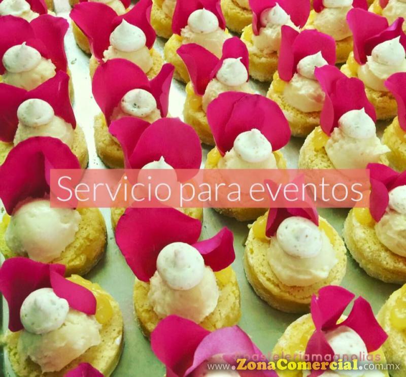 Pastelería Magnolias