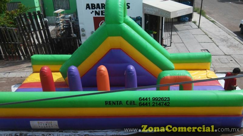 INFLABLE ESCALADOR MIXTO 7 X 4