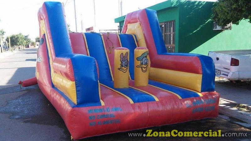 INFLABLE ESCALADOR MICKIE 6 X 3