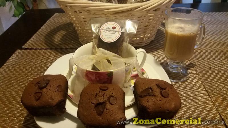 Lulys Pays de Queso y Brownies