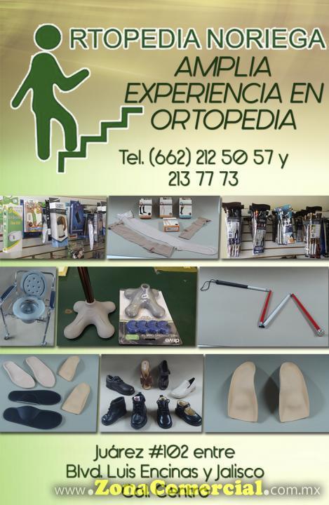 Ortopedia Noriega