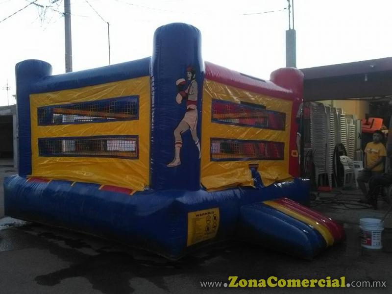 Inflable Ring de box 5x4