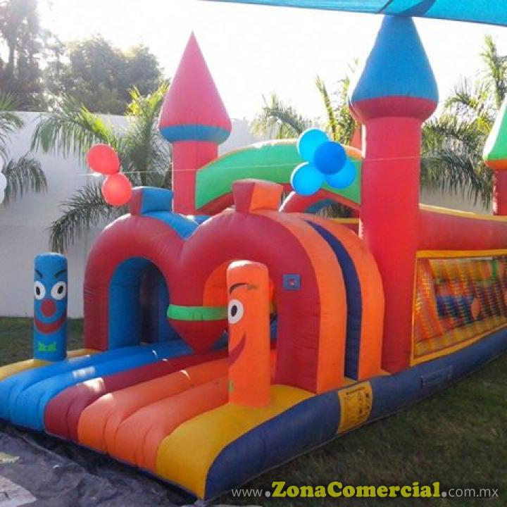 inflable interactivo 10x3.5