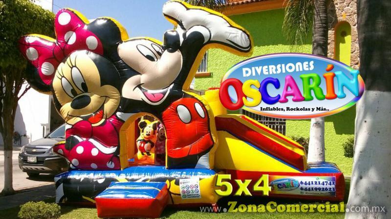 Castillo Mickie 5x4
