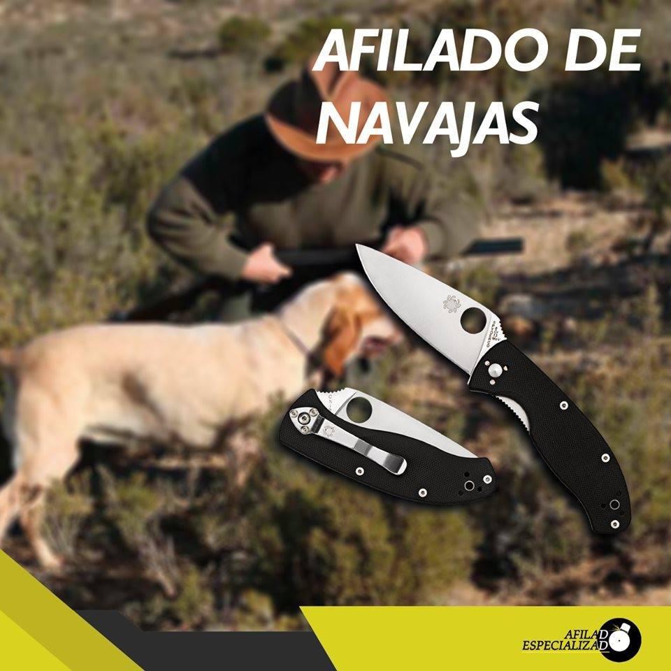 AFILADO DE NAVAJAS