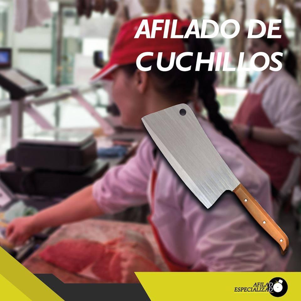AFILADO DE TIJERAS