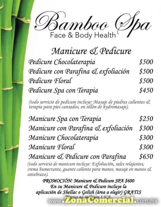 BAMBOO SPA OBREGON