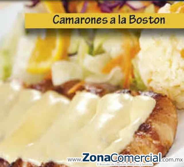 CAMARONES A LA BOSTON