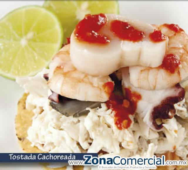 TOSTADA CACHOREADA