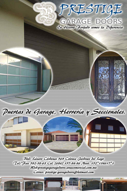 Puertas de garage herreria y seccionales pictures - Puertas para garage ...