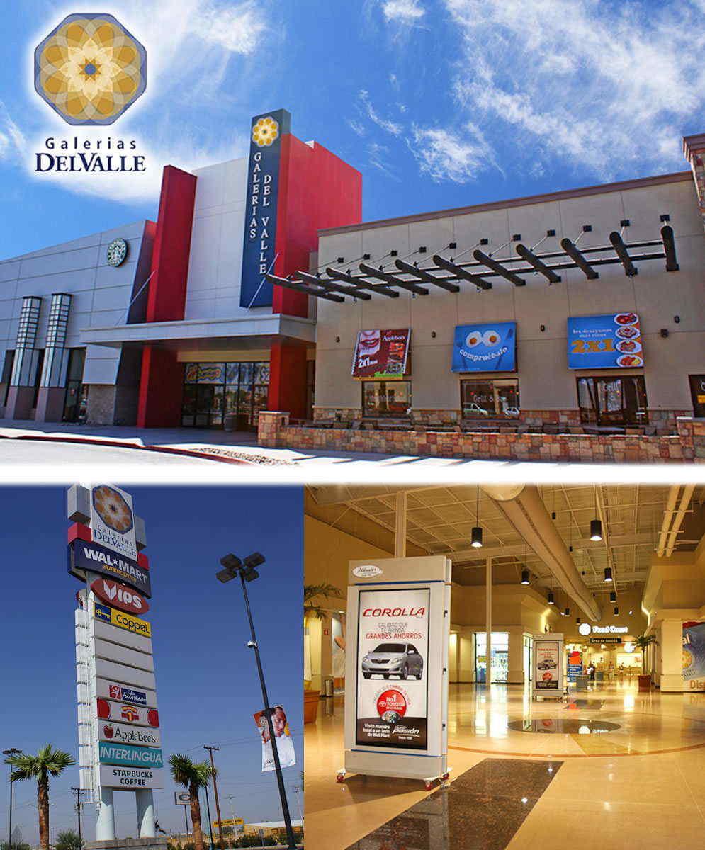 Centro Comercial Galerias: Galerias Del Valle En Mexicali Anunciado Por ZonaComercial