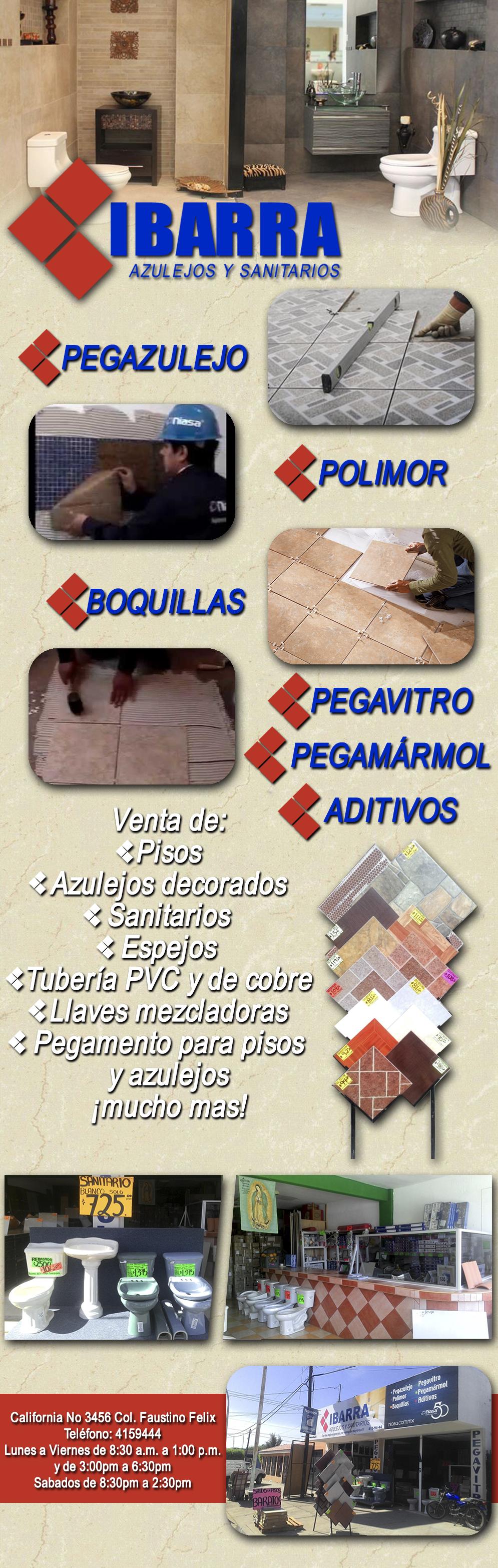 Azulejos Para Baño Italica:de pisos, azulejos decorados, sanitarios, espejos, tubería PVC y de