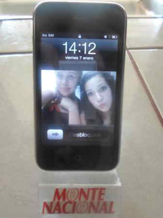 TELEFONO IPHONE 3-TELEFONO IPHONE 3
