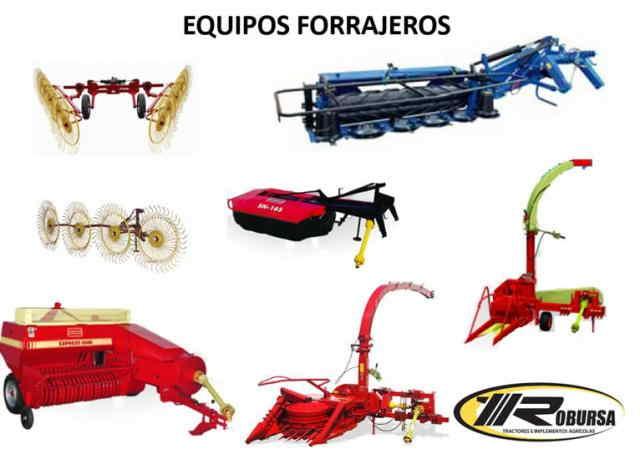 Equipos Forrajeros Equipos Forrajeros.