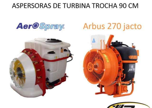 Aspersoras  Aspersoras de Turbina Trocha 90 cm.