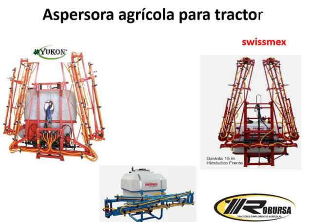 Aspersora Agrícola  Aspersora Agrícola para Tractor.