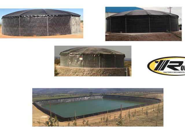Geocisternas Geocisternas para Almacenamiento de Agua.