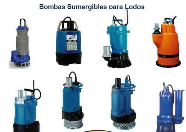 Bombas Sumergibles Bombas Sumergibles para Lodo.