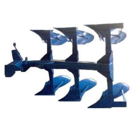 Arado de Vertedera Implemento utilizado principalmente en la Labranza Primaria ya que con el volteo del suelo forma un canal que permite la aireación y la circulación del agua de lluvia hasta las capas profundas, además de incorporación de los restos de cosecha para su descomposición en condiciones anaerobias. <br> 3 Rejas a la raya.  Corte desde los .80 cm hasta 1.30 mts.  Incluyen cilindro hidráulico.  Mangueras y conexiones