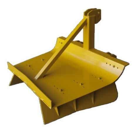Acamadora 1 Surco Implemento utilizado para la formación de una buena cama de siembra, factor decisivo en la calidad de aplicación de soluciones nutritivas, calidad del drenaje, desarrollo radicular de las plantas y por consiguiente, un mejor desarrollo de la planta en su conjunto. <br> Tipo de Enganche 3 Puntos CAT I y II  Chasis en Acero Estructural Tubular  Peso Aproximado  200 - 250 kg  Ancho de Cama Ajustable  a: 30, 40, 50 y 60 cm  Alto total 96 cms.  Largo 1.05 m.  Ancho 1.20 m.