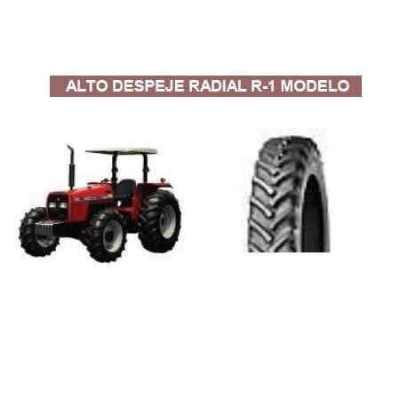 Llanta Agrícola Alto Despeje Varias Medidas y Marcas llantas tractor y agricolas alto despeje: 9.5R28, 9.5R32 (230/95R32), 11.2R42, 340/85R46(13.6R46),380/90R50(14.9R50), 270/95R54 (11.2R54)