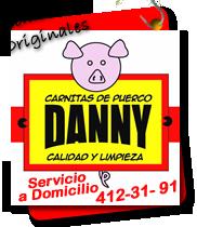 Carnitas-Danny...Somos-los-Originales.