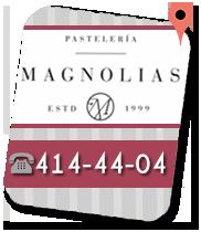 Pastelería-Magnolias