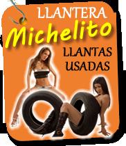 LLANTERA-MICHELITO