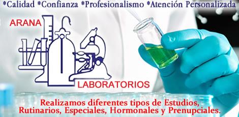 Laboratorio-Arana-An�lisis-Cl�nicos-Suc.-Durango
