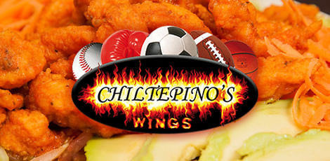 Chiltepinos-Wings