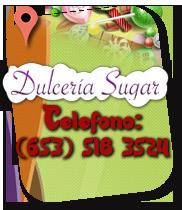 Dulceria-Sugar