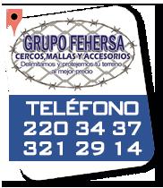 Grupo-Fehersa.-Cercos,-Mallas-y-Accesorios.