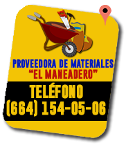 Provedora-de-Materiales--MANEADERO